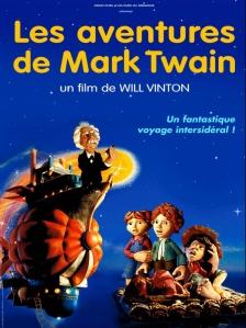 Aventures de Mark Twain