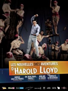Nouvelles mesaventures dHarold Lloyd (Les)