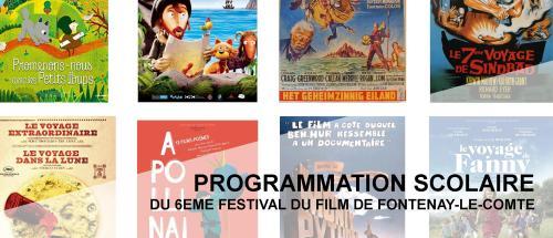 Bandeau Programmation scolaire FEFIFO 2017