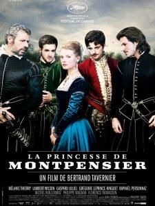 La princesse de Montpensier - affiche 01