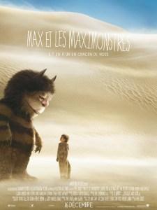 Max et les Maximonstres - affiche 01