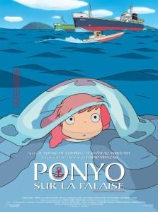 Ponyo - affiche 01
