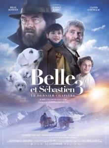 Belle et Sebastien 3 - Affiche