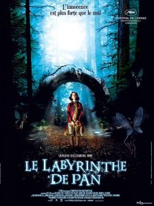 Le labyrinthe de Pan - Affiche 01