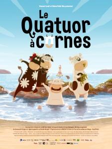Affiche Quatuor
