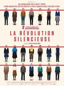 Une révolution silencieuse - Affiche 01