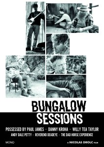 bungalow sessions - affiche 01