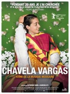 chavela vargas - affiche 01