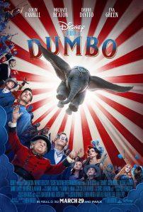 dumbo - affiche 01