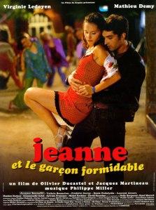 jeanne et le garçon formidable - affiche 01