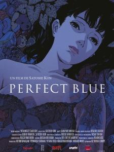 perfect blue - affiche 01
