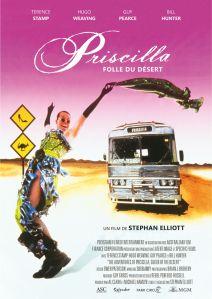 priscilla folle du desert - affiche 01