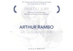 Prix du Jury Mention Rambo 2019