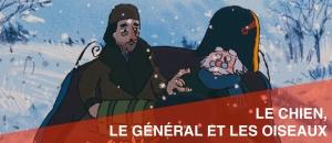 Bandeau Le chien, le général...