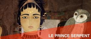 Bandeau Le prince serpent