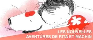 Bandeau Les nouvelles aventure de Rita et Machin
