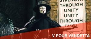 Bandeau V pour vendetta